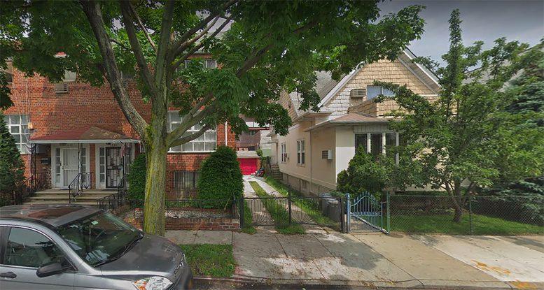 1521 West 2nd Street in Bensonhurst, Brooklyn