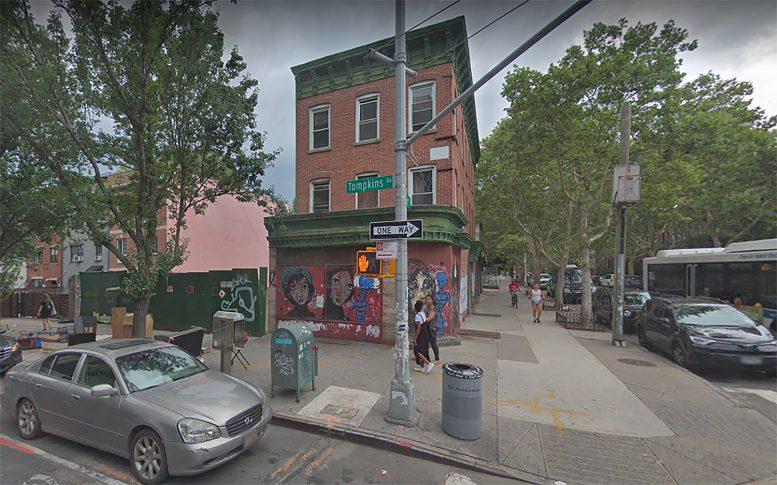 435 Tompkins Avenue in Bed-Stuy, Brooklyn
