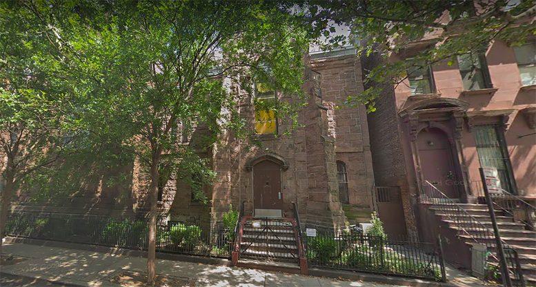 45 East 126th Street in Harlem, Manhattan