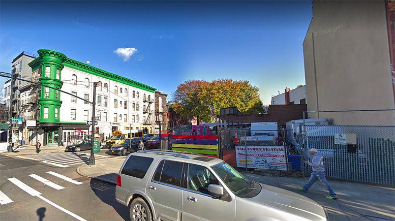 689 Franklin Avenue in Crown Heights, Brooklyn