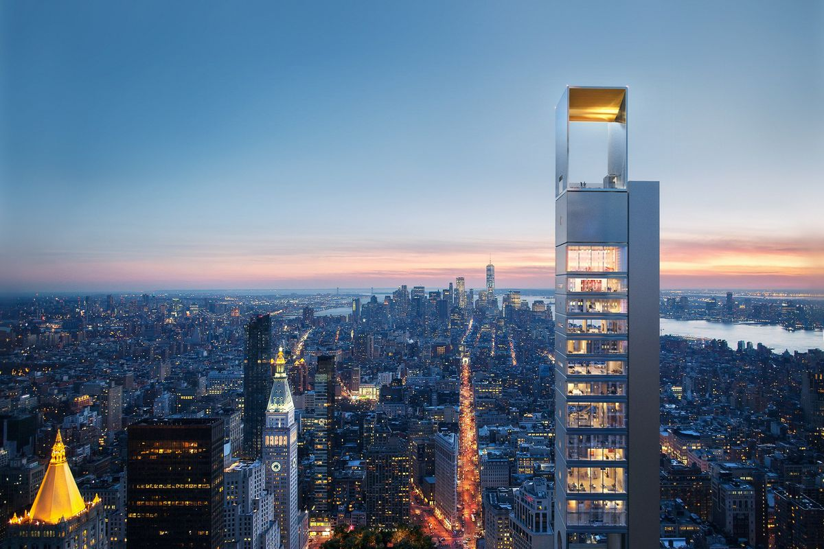 Nomad S First Planned Supertall At 262 Fifth Avenue