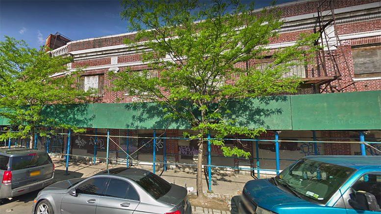 1415 Ogden Avenue in Highbridge, Bronx