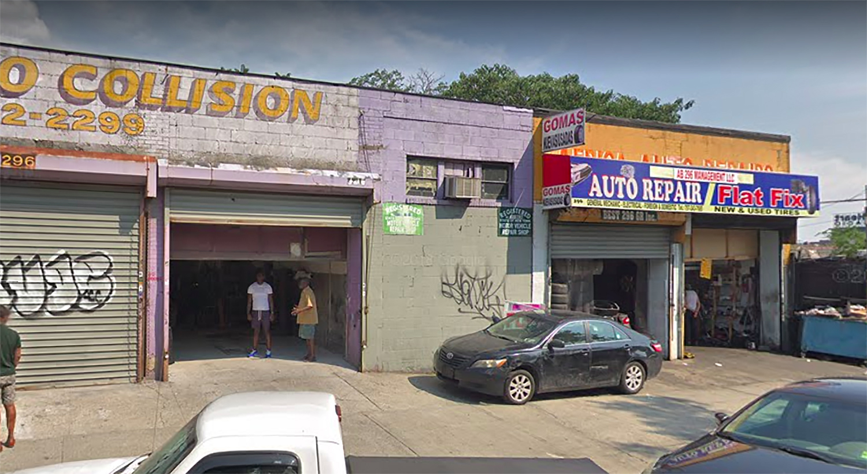 260 Grand Concourse in Port Morris, Bronx