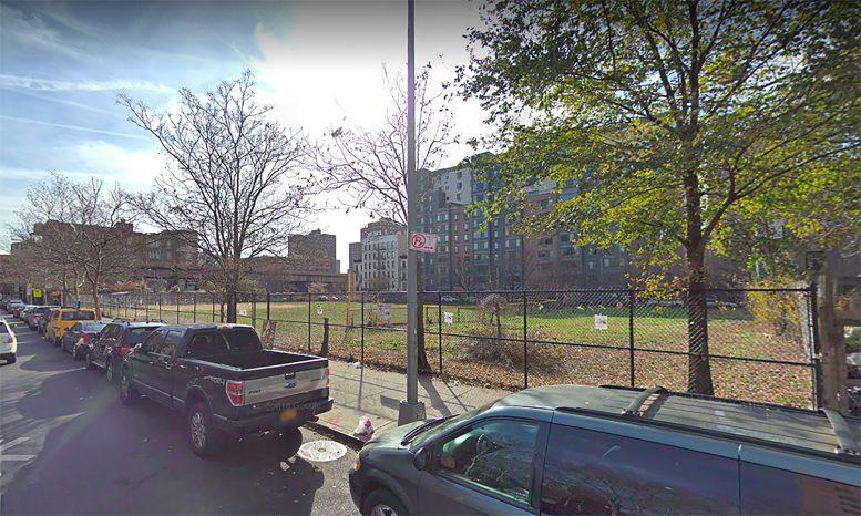 40 East 112th Street in South Harlem, Manhattan