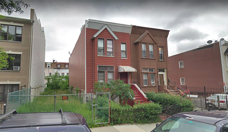 1066 Jefferson Avenue in Bushwick, Brooklyn