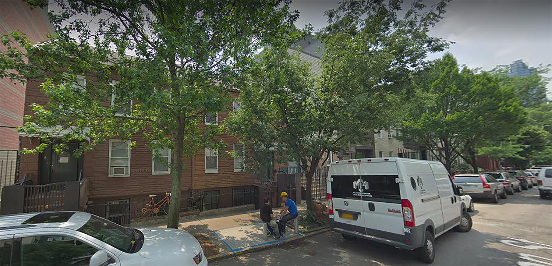 142 Huron Street in Greenpoint, Brooklyn