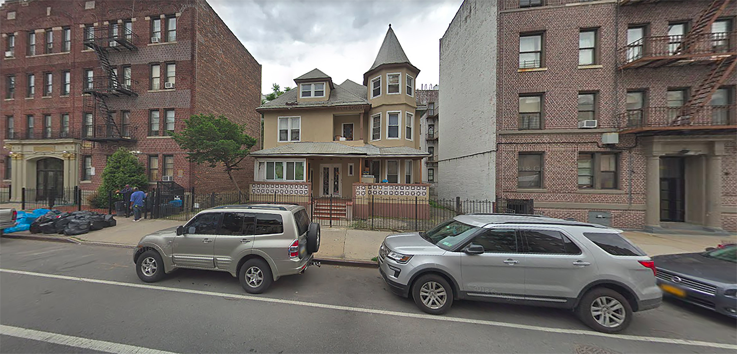 2512 Bedford Avenue in Flatbush, Brooklyn