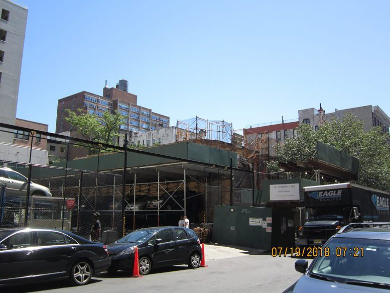 313 East 13th Street in the East Village, Manhattan