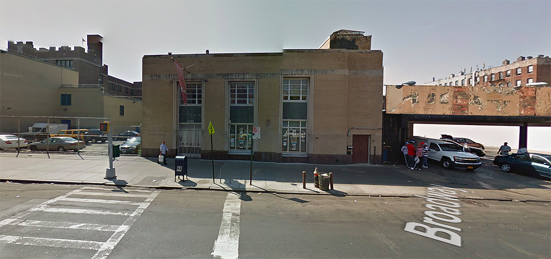 4784 Broadway in Inwood, Manhattan