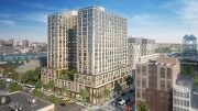 Rendering of One East Harlem - S9 Architecture