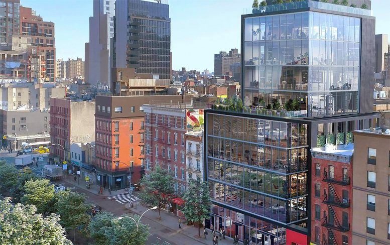 Rendering of 141 East Houston Street