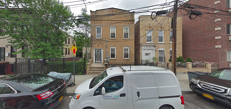 3554 Carlisle Place in Williamsbridge, The Bronx