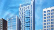 Rendering of 36 West 38th Street - Gene Kaufman Architect