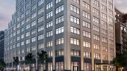 368 Ninth Avenue Exterior Rendering - Nuveen Real Estate