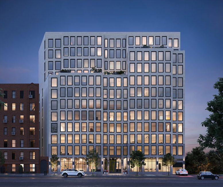 Rendering of 111 Montgomery (Credit: Creative Soldier)