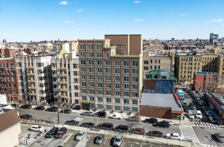 1182 Woodycrest Avenue Preliminary Renderings, design by Crown Architecture