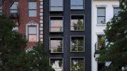 Rendering of 101 East 2nd Street - Zproekt Architects