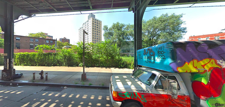 1520 Broadway in Ocean Hill, Brooklyn