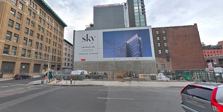220 11th Avenue in Hudson Yards, Manhattan
