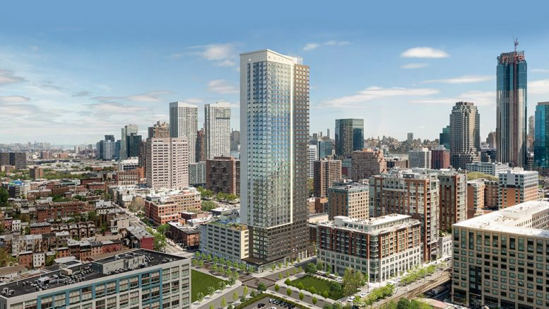 Renderings of 235 Grand Street - Ironstate Development/KRE Group