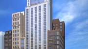 Rendering of 292 Fifth Avenue - Gene Kaufman Architect