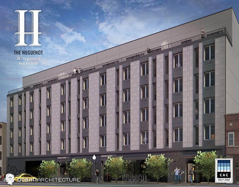 Rendering of The Huguenot - CAC Realty Group