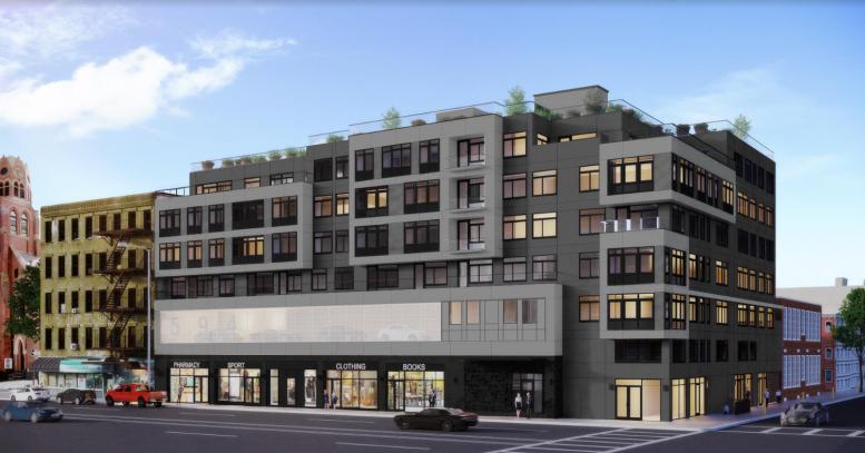 600 Bushwick Avenue in Brooklyn