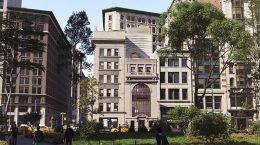 Updated rendering of 204 Fifth Avenue – CetraRuddy Architects