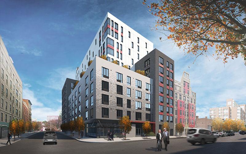 1080 Washington Avenue - Curtis & Ginsberg Architects