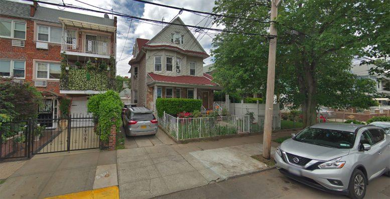 1644 New York Avenue in Flatbush, Brooklyn