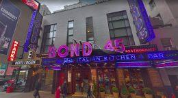 223 West 46th Street in Midtown, Manhattan