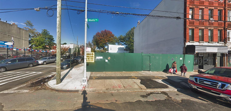 2863 Atlantic Avenue in East New York, Brooklyn