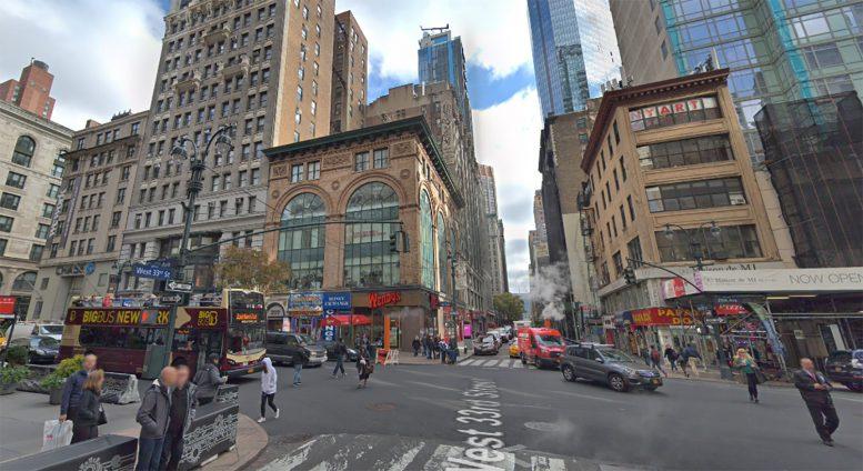 335 5th Avenue in Koreatown, Manhattan