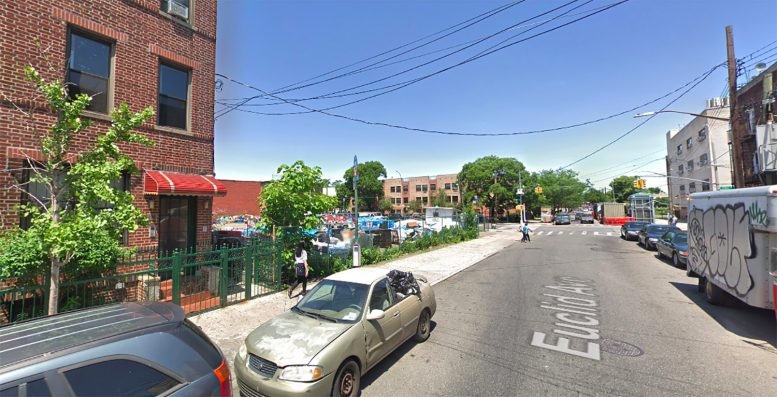 437 Euclid Avenue in East New York, Brooklyn