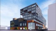 Rendering of Acme Fish Factory Expansion - Gensler Architects