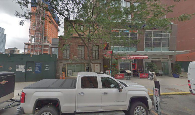 227 Duffield Street in Downtown Brooklyn