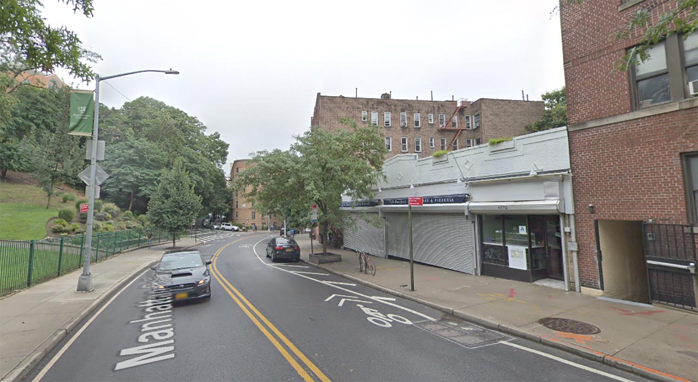 4572 Manhattan College Parkway in Kingsbridge, The Bronx