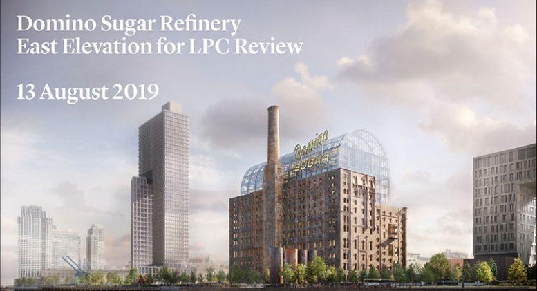New rendrings of the Domino Sugar Refinery - PAU