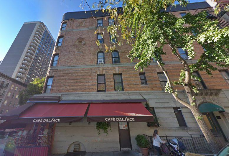 1695 2nd Avenue in Yorkville, Manhattan