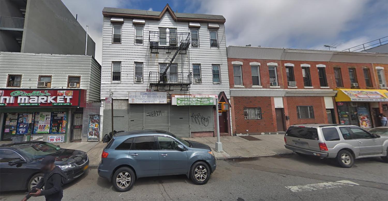 1699 East New York Avenue in Brownsville, Brooklyn