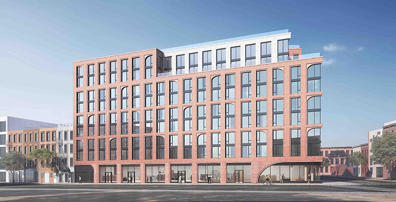 Rendering of 457 Grand Avenue - Fogarty Finger