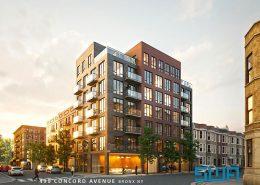 499 Concord Avenue - S. Wieder Architect