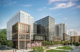 Rendering of 7 Seventy House - Marchetto Higgins Stieve Architects