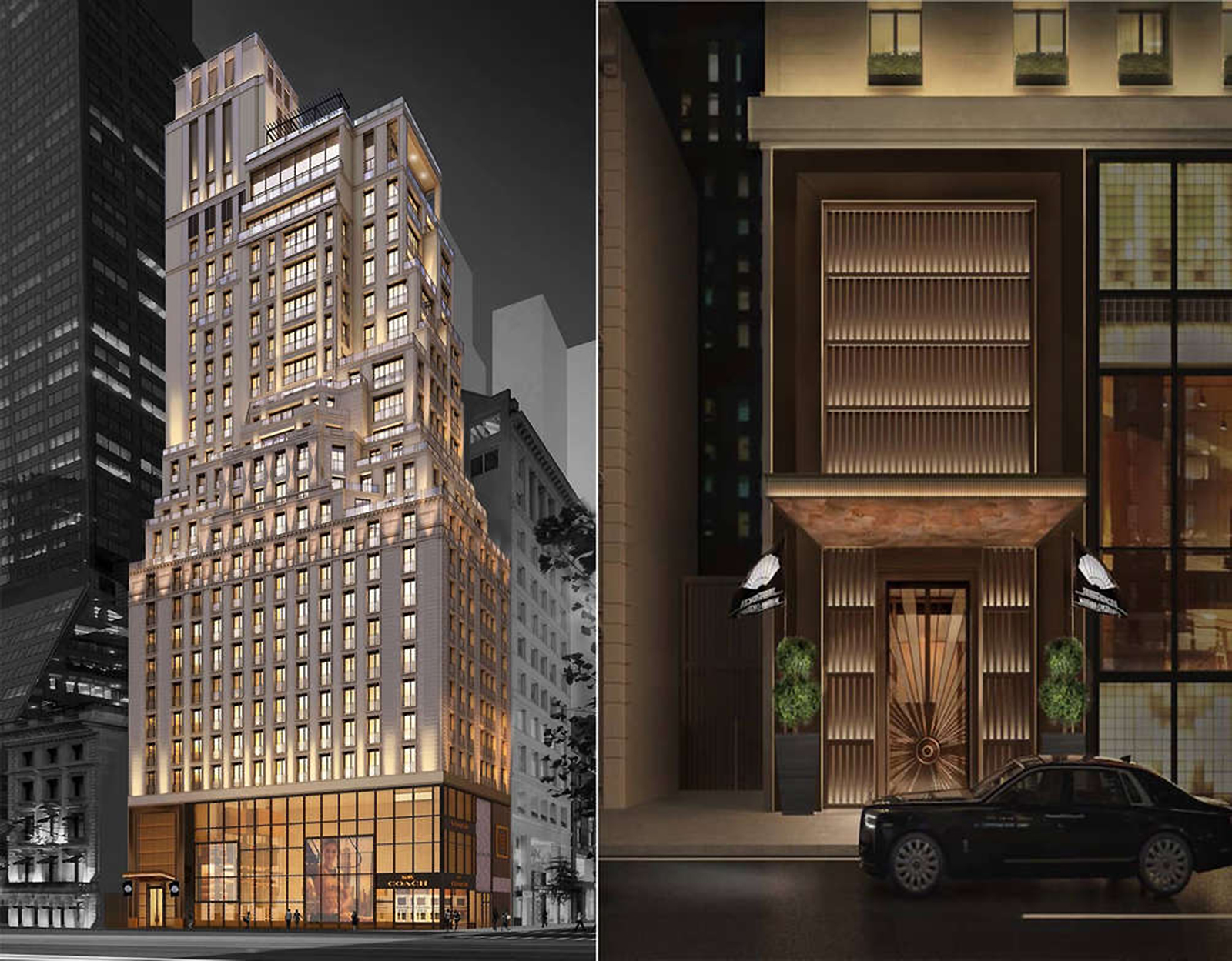 685 Fifth Avenue. Rendering via Marin Architects