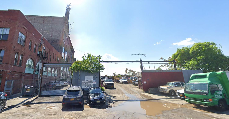 180 East 132nd Street in Mott Haven, The Bronx
