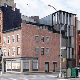 Rendering of 21 Greenwich Avenue - BKSK Architects