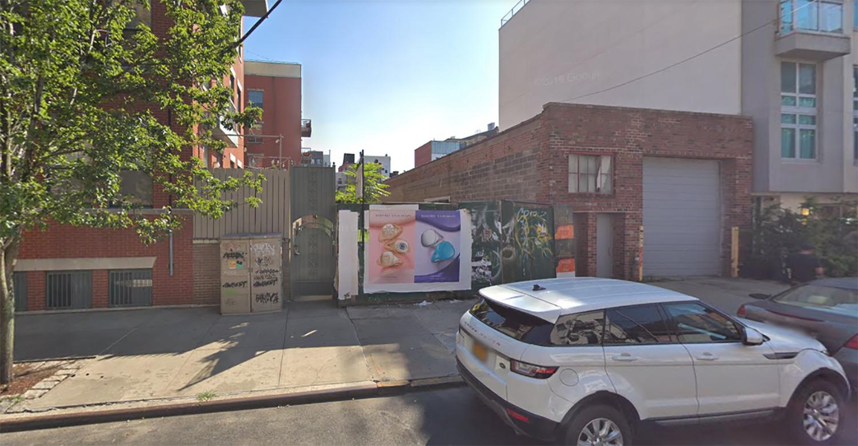 222 North 8th Street in Williamsburg, Brooklyn