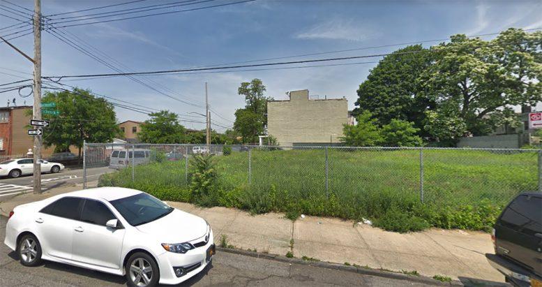 581 Belmont Avenue in East New York, Brooklyn