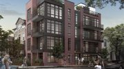 Rendering of 718 Bushwick Avenue - Arc Architecture + Design Studio