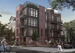 Rendering of 718 Bushwick Avenue - Arc Architecture + Design Studio